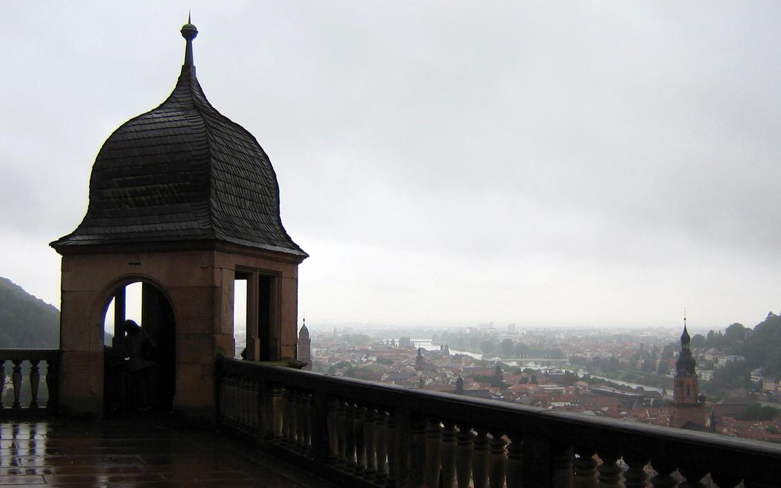 Heidelberg Castel Wallpaper by MarcoFiorilli