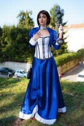 Elizabeth by MarcoFiorilli