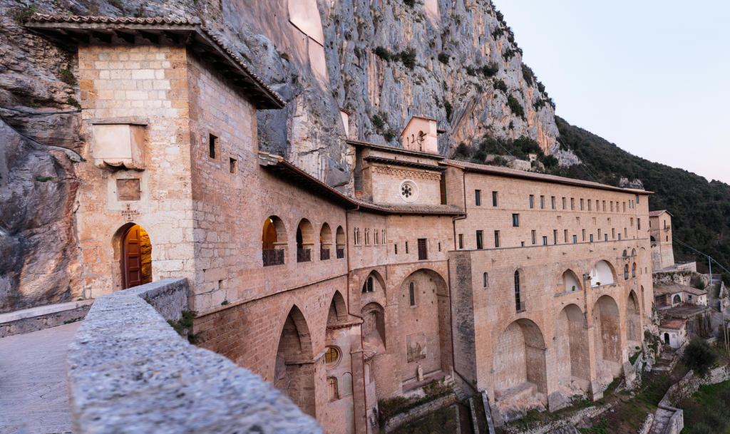 St. Benedict's Monastery by MarcoFiorilli