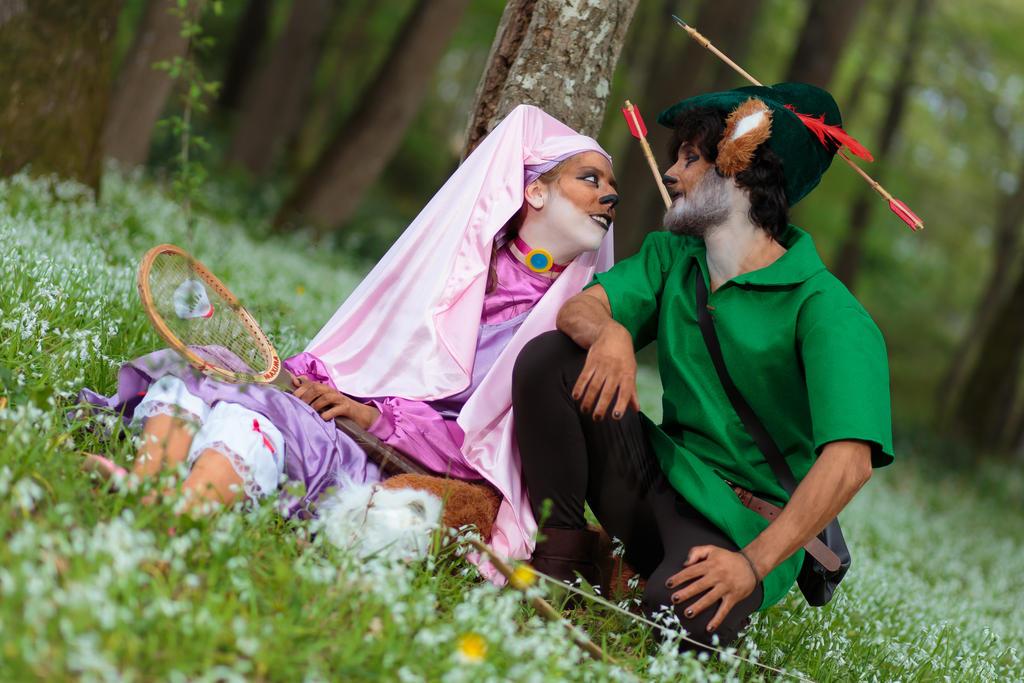Disney's Robin Hood by MarcoFiorilli