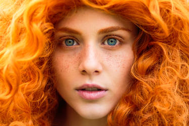 Merida Closeup by MarcoFiorilli