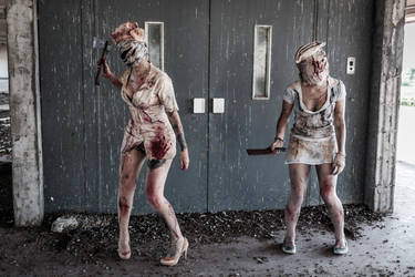 Nurses - Silent HIll