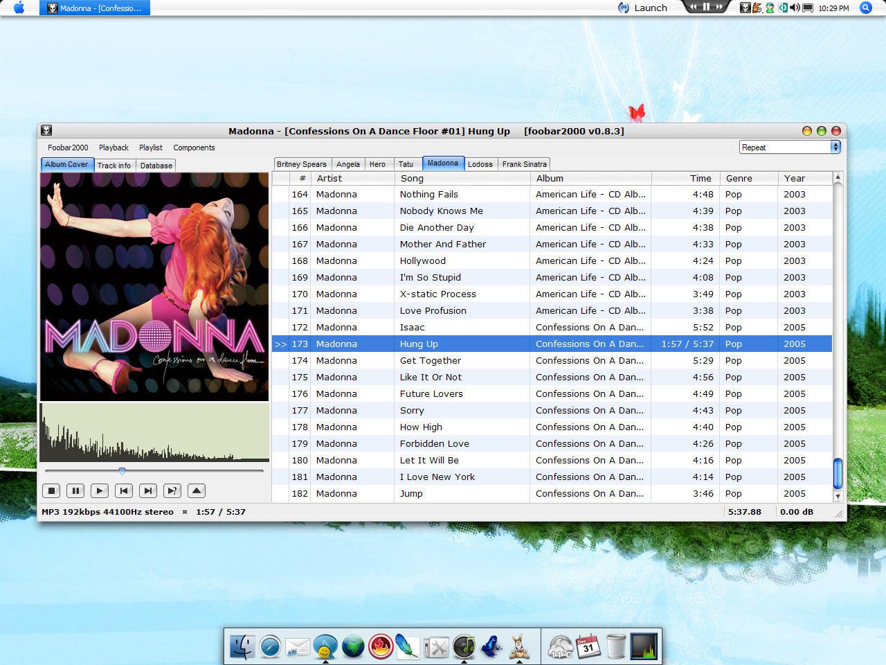 Foobar Neo Desktop by MarcoFiorilli