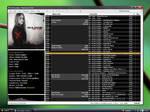 Blacky Foobar Desktop