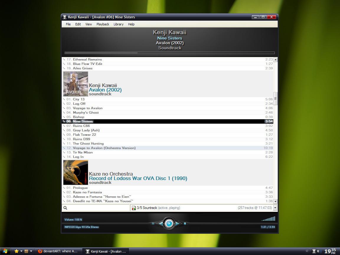 Neo Modern Desktop by MarcoFiorilli