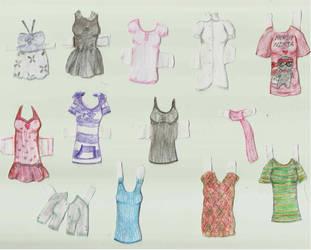 Paper Doll 2, Page 3 (Olivia Gardner) by DazedDaisiesO-o