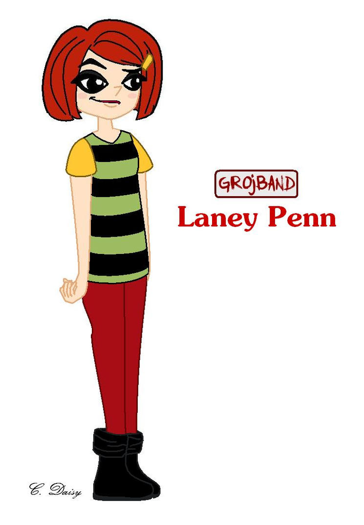Laney Penn from Grojband by DazedDaisiesO-o on DeviantArt
