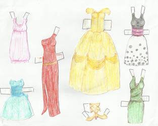 Paper Doll 2, Page 4 (Olivia Gardner) by DazedDaisiesO-o