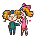 Arnold and Helga are OTP