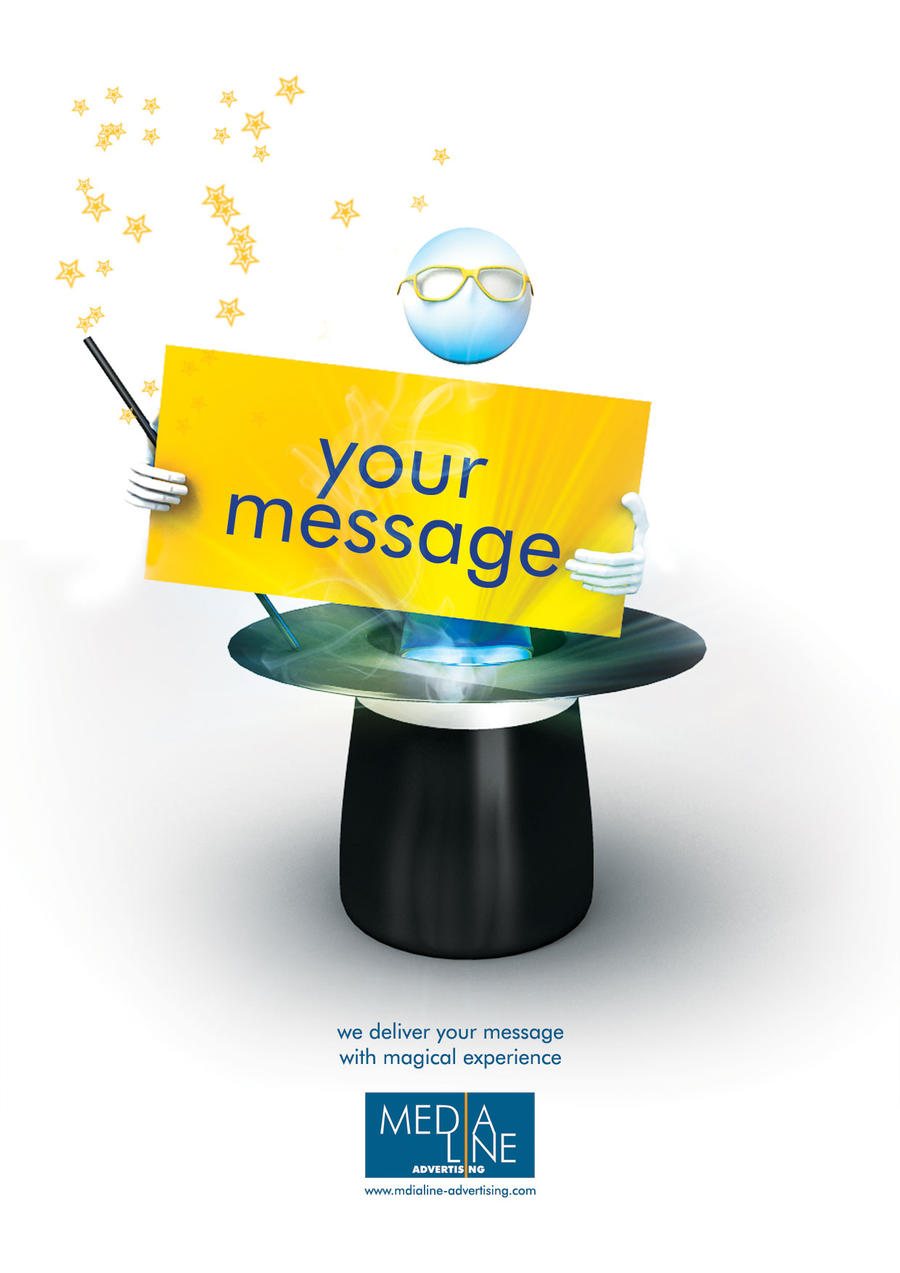 Advertising Agency Ad Design 1 By Choudryarif On Deviantart