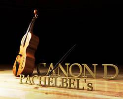 Pachelbel's Canon D animation by choudryarif