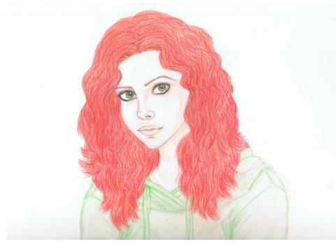 My Clary...sort of sort of...