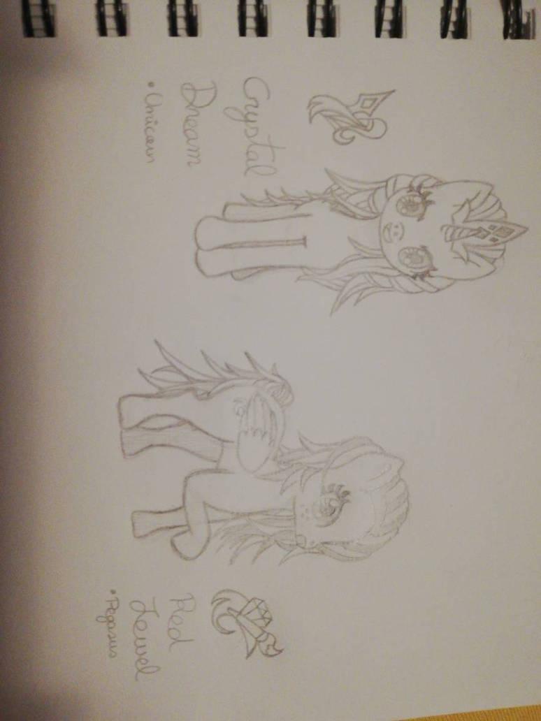 OCs (Ponies)  by PokeFanRuby