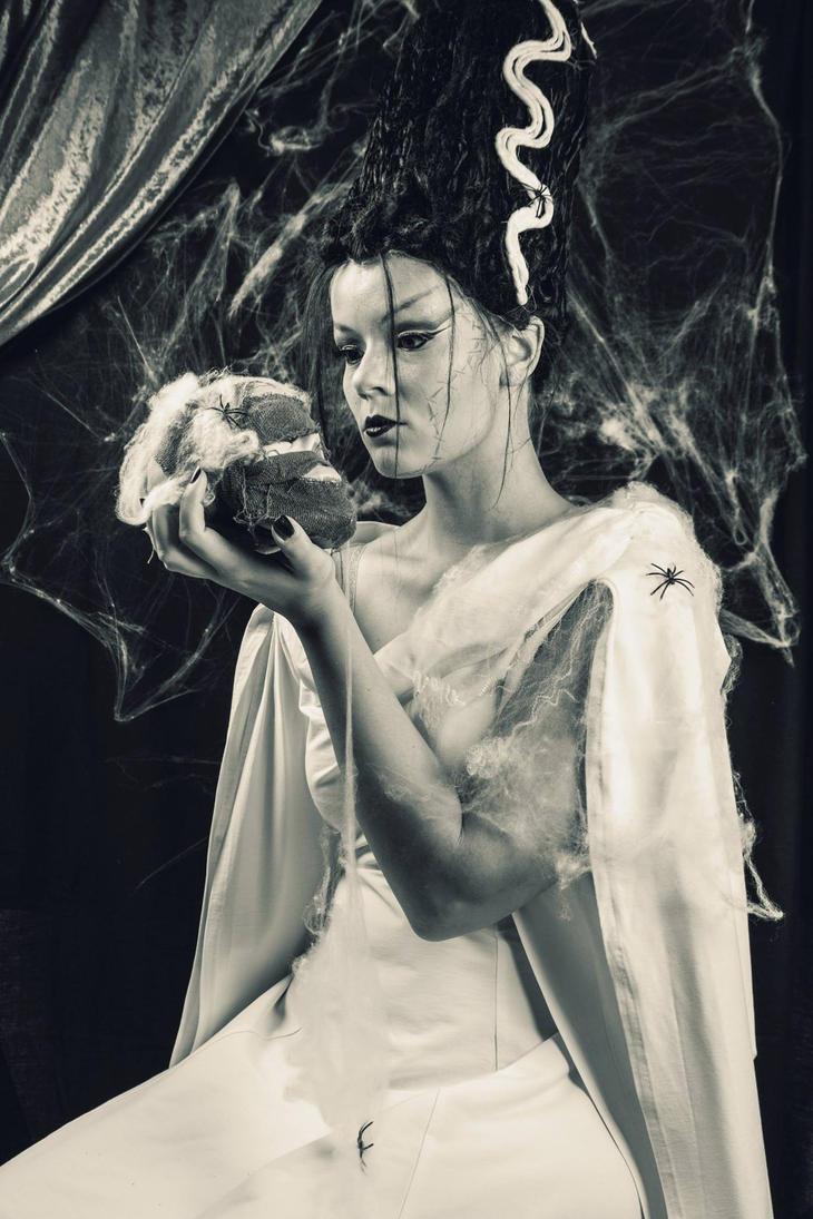 Frankenstein's bride by 01MyOwnEnemy