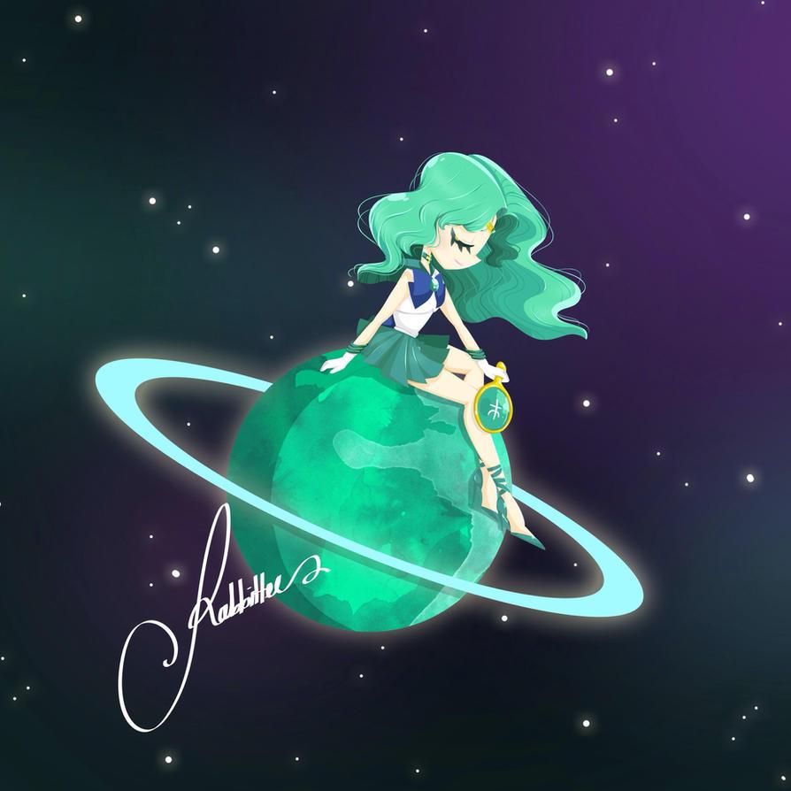 Neptune by teetania