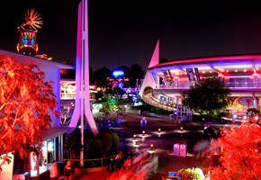view from space mountain 01 by orange-elephant