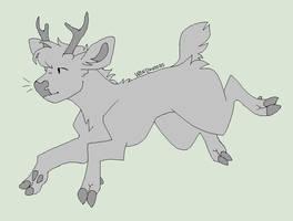 tiny deer f2u