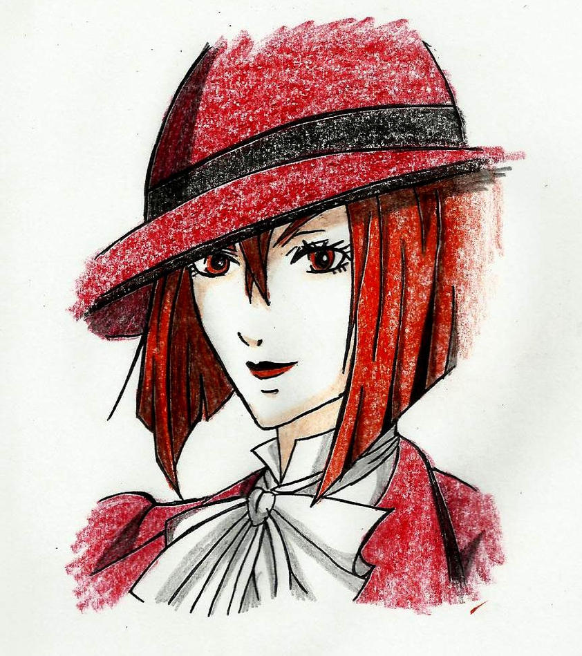 Lady Red by Dovilix