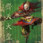 Sun WuKong fan art