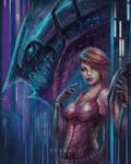 Love Death and Robots fan art