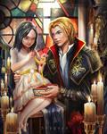 PathfinderRPG commission by ShyguyzArt