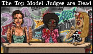 Top Model Judges are Dead by Dark-Arts-Asylum