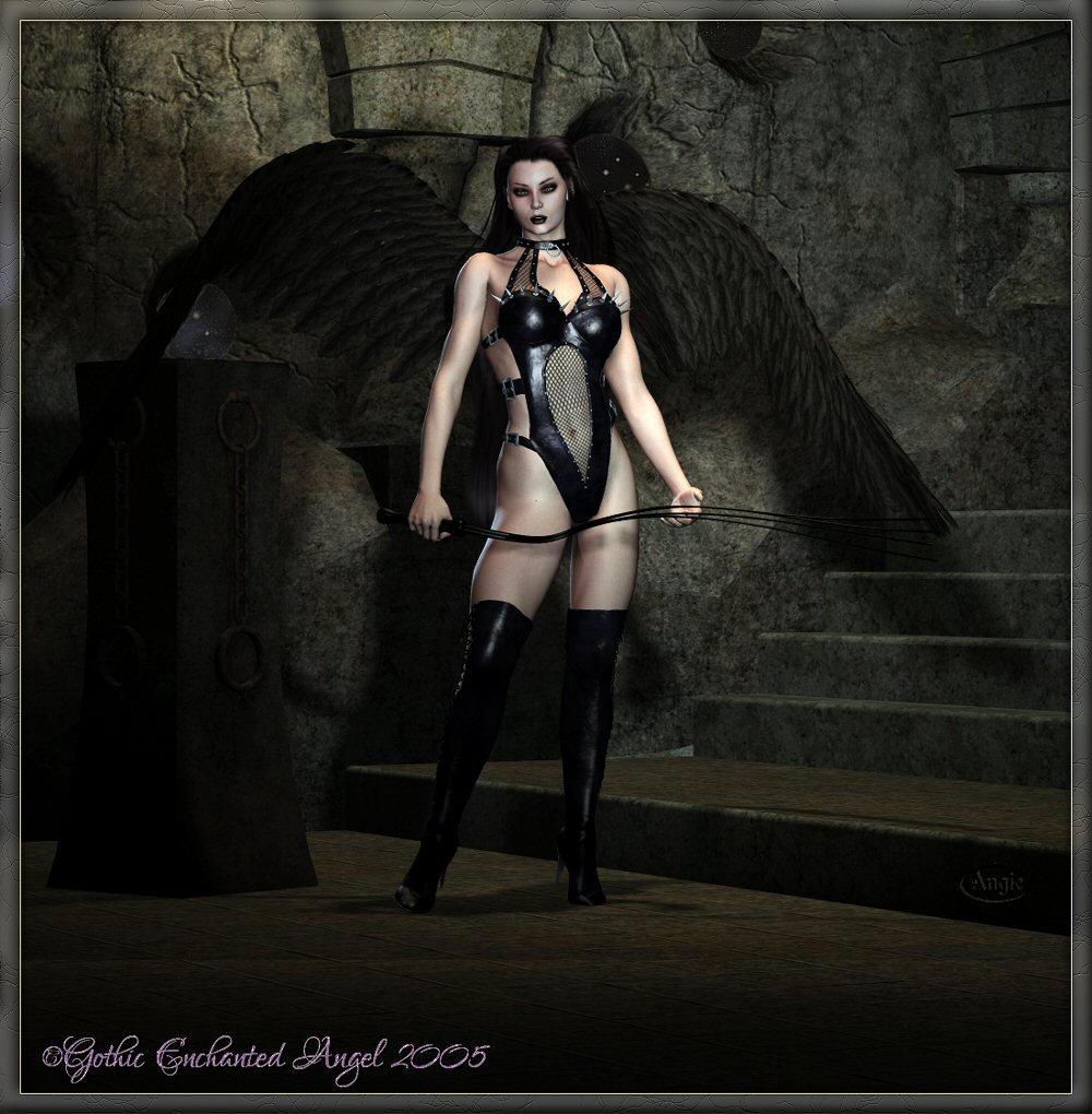 DarksFetish ... Fetish Angel by Dark-Arts-Asylum