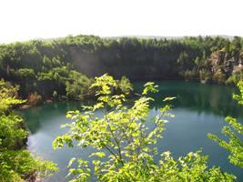Quarry Lake by Rylius