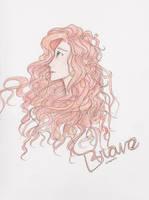 Merida by fantasygirl1189