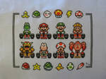 Mario sampler finished !