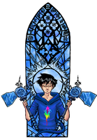 MSPA: Blue Halo