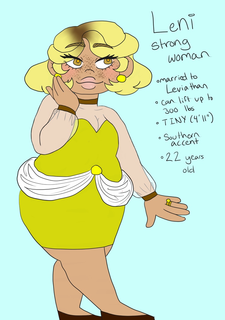 Leni by literally-totty