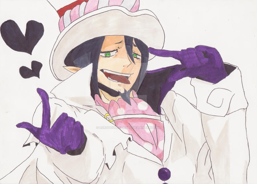 Mephisto Pheles by LordDoublesword