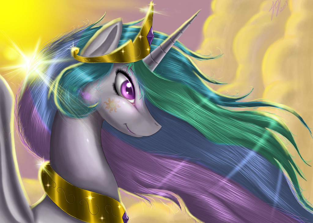The Princess of the Sun by DoomXWolf