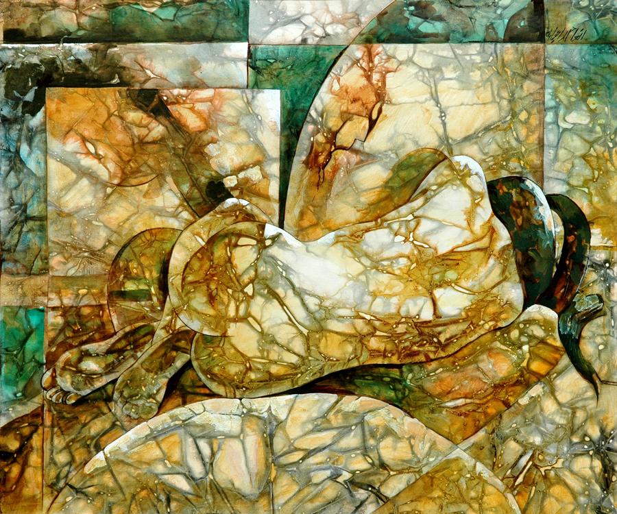 inamraja painting 1 by inamraja