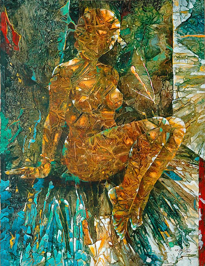 inamraja painting 2 by inamraja