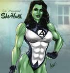 She-Hulk Final