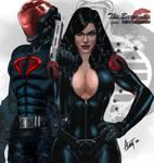 The Baroness feat. Cobra Commander
