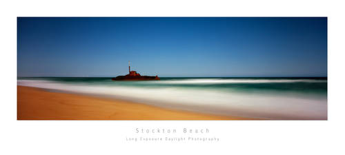 Stockton Beach by MattLauder