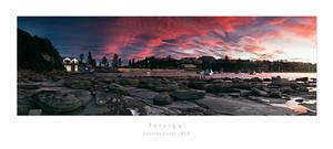 Terrigal Sunset by MattLauder