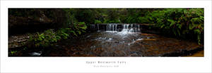 Upper Wentworth Falls, Blue Mt