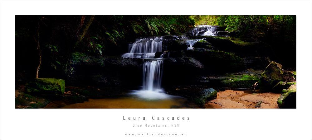 Leura Cascades, Blue Mtns, NSW by MattLauder