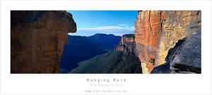 Hanging Rock, Blue Mtns, NSW