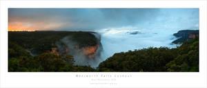 Dawn, Wentworth Falls, BM