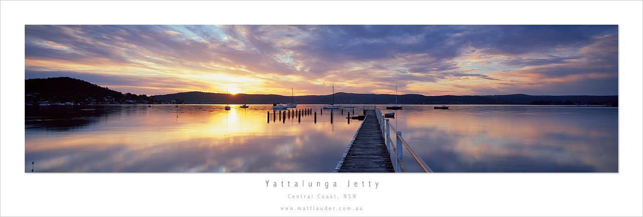 Yattalunga Jetty by MattLauder