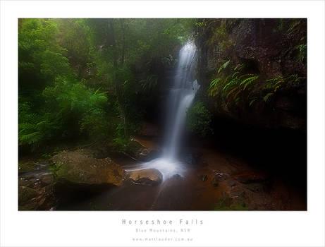Horseshoe Falls, Hazelbrook