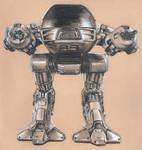 ED-209 by Bugstomper86