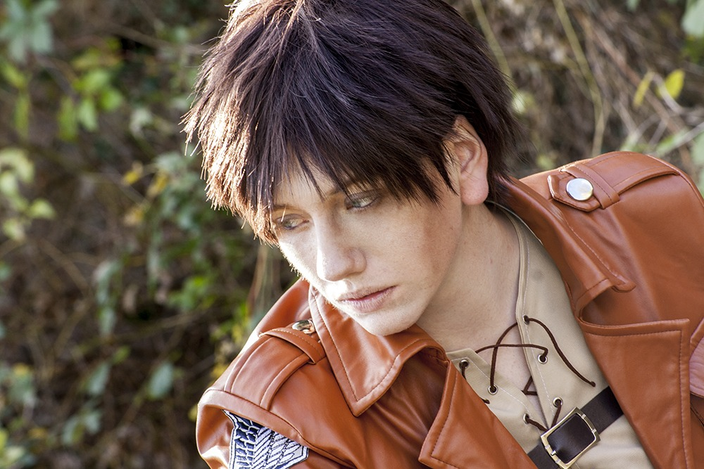 Eren Yeager - Break by Devil-Kasai