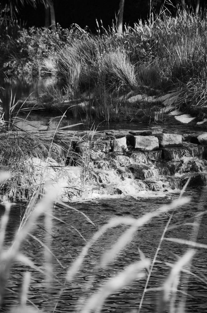 Waterfall by Louayr
