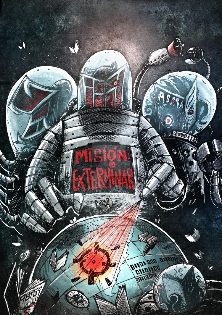 Invasion de Fanzines by Abyssmosis
